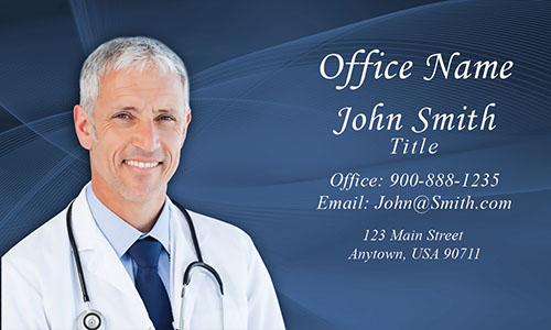 Healthcare Business Card - Design #301251