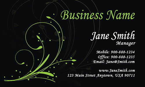 Aesthetic Business Cards - Design #601161